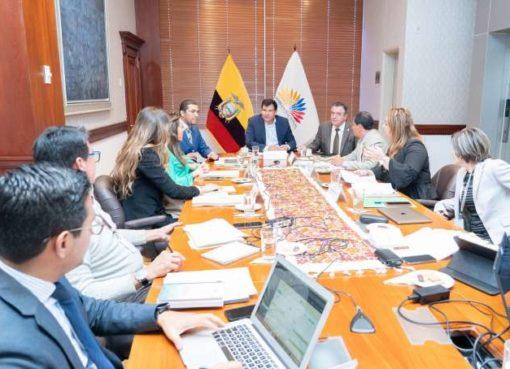 CÉSAR LITARDO: HAY UN VACÍO LEGAL SOBRE CASO DE CORREÍSTAS ASILADOS EN MÉXICO